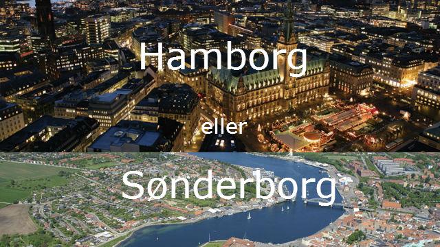 Hamborg eller Sønderborg